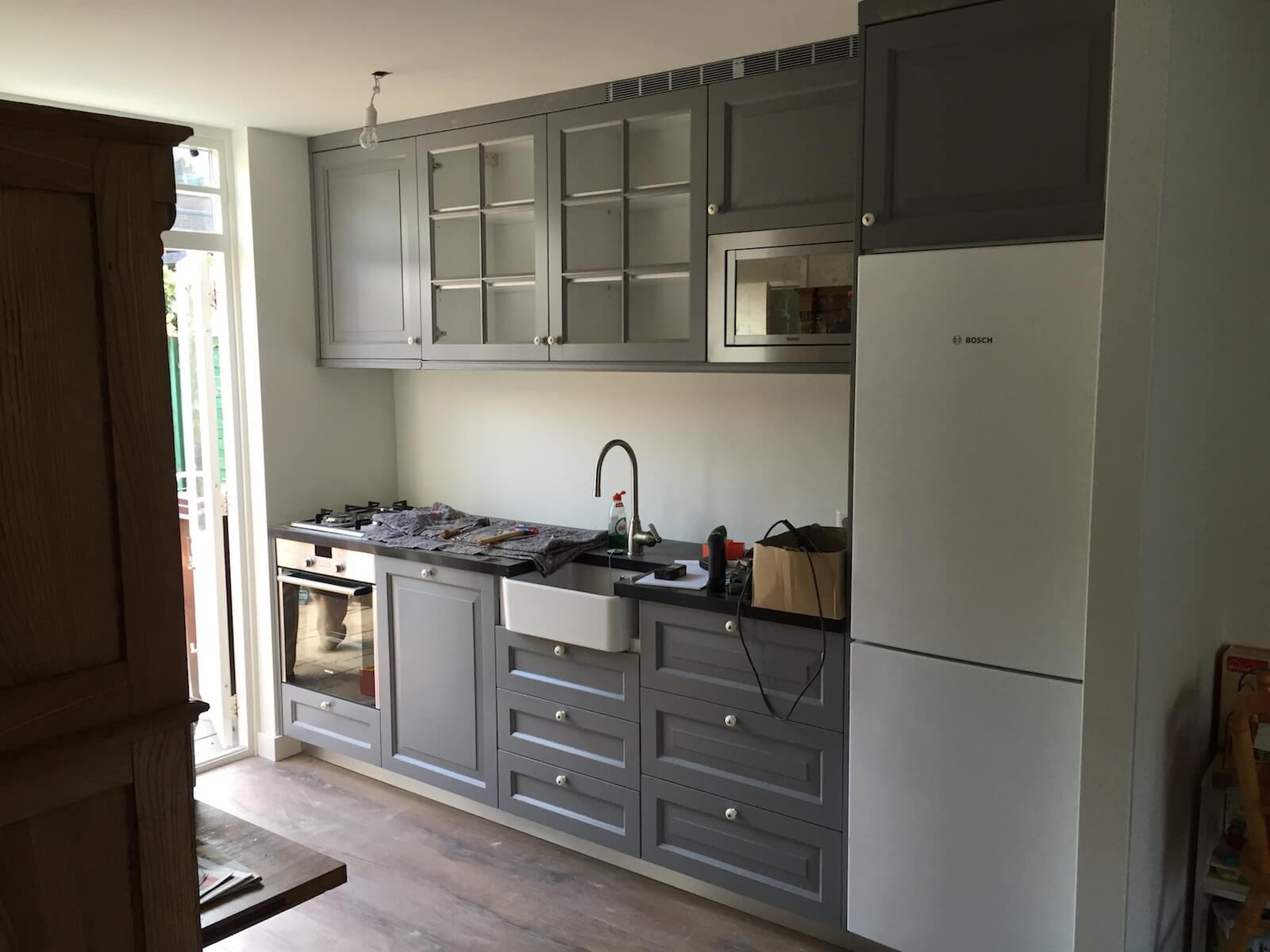 Keuken Laten Plaatsen : Keuken laten maken meubelmakerij p vroone