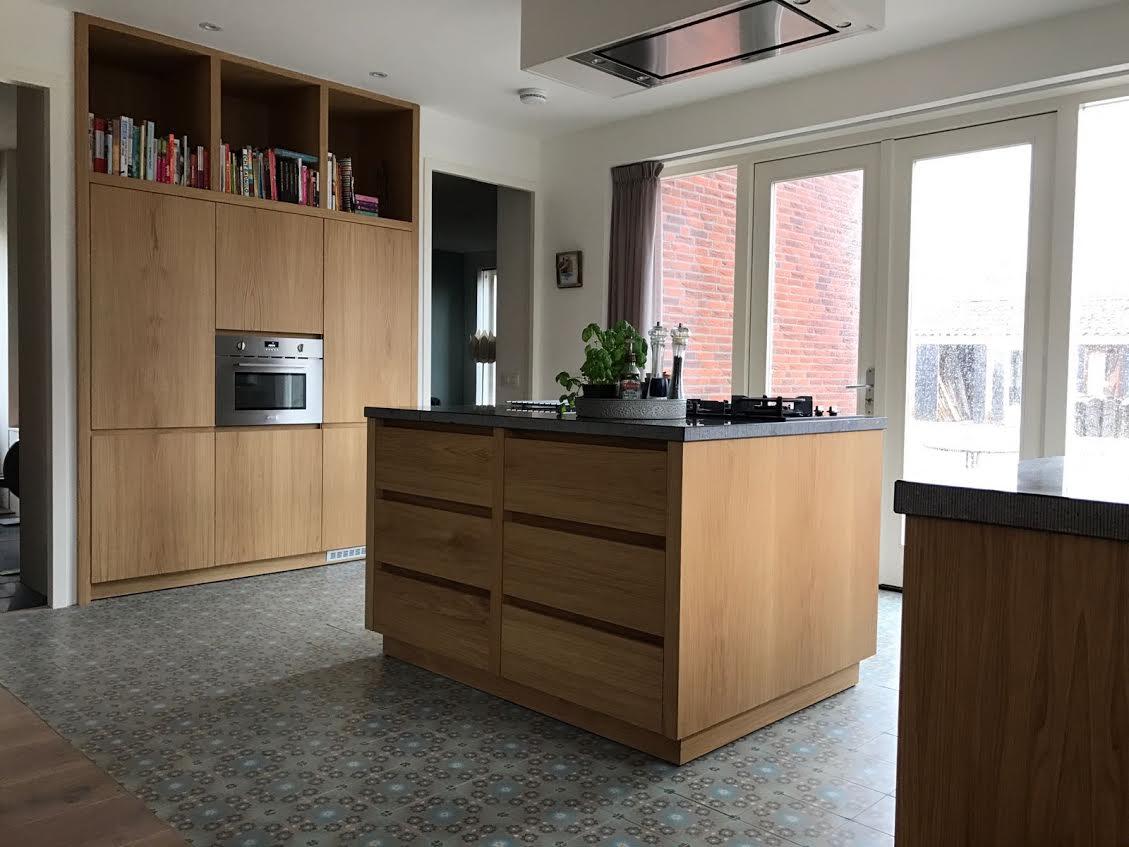 Keuken laten maken meubelmakerij p vroone