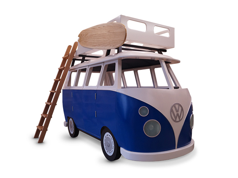 Volkswagen Bus Bed